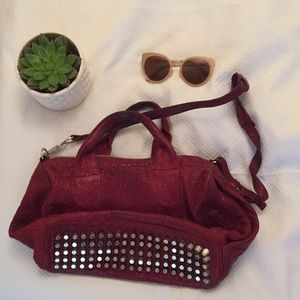 Alexander Wang Rocco Leather Purse